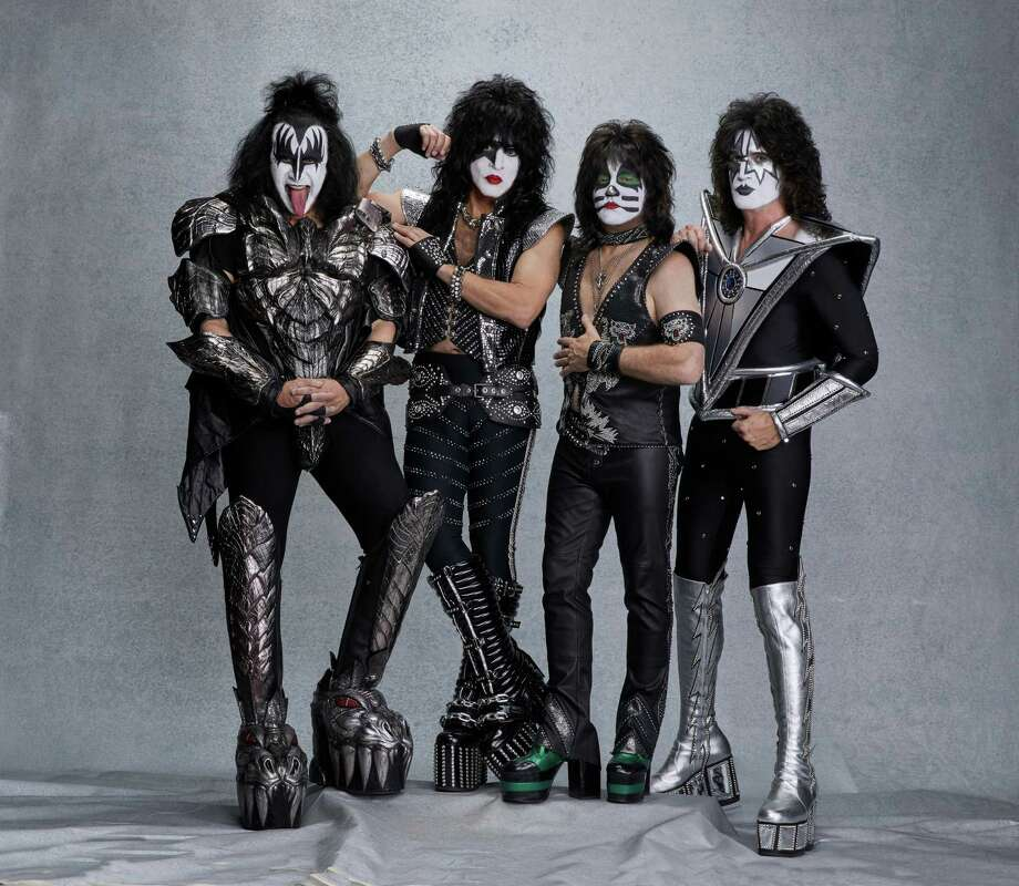 """KISS brings its """"End of the Road"""" world tour to Mohegan Sun Arena March 23. Photo: Brian Lowe / Contributed Photo"""