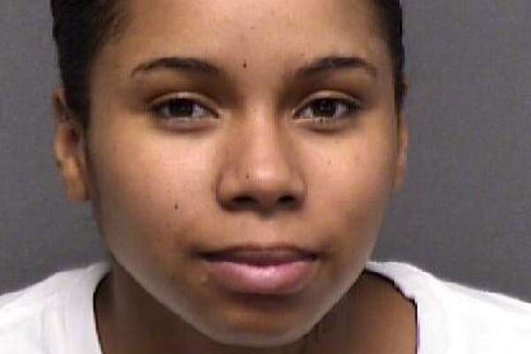 Shumika Renee Jones, 25, is charged with arson after she allegedly set fire to her father's home on March 9, 2019, in the 200 block of Ferris Avenue, according to court records.