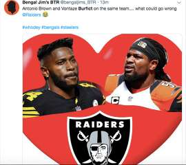 NFL Twitter reacts to the Raiders signing former Bengals linebacker Vontaze Burfict.
