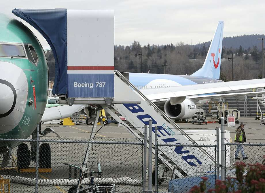For Boeing and other aircraft manufacturers, the practice of charging to upgrade a standard plane can be lucrative. Top airlines around the world must pay handsomely to have the jets they order fitted with customized add-ons.  Photo: Ted S. Warren, Associated Press