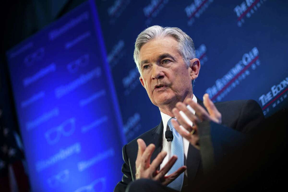 Jerome Powell, chairman of the U.S. Federal Reserve.