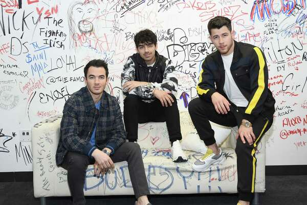 At Amp T Center Teases September Jonas Brothers Concert In San