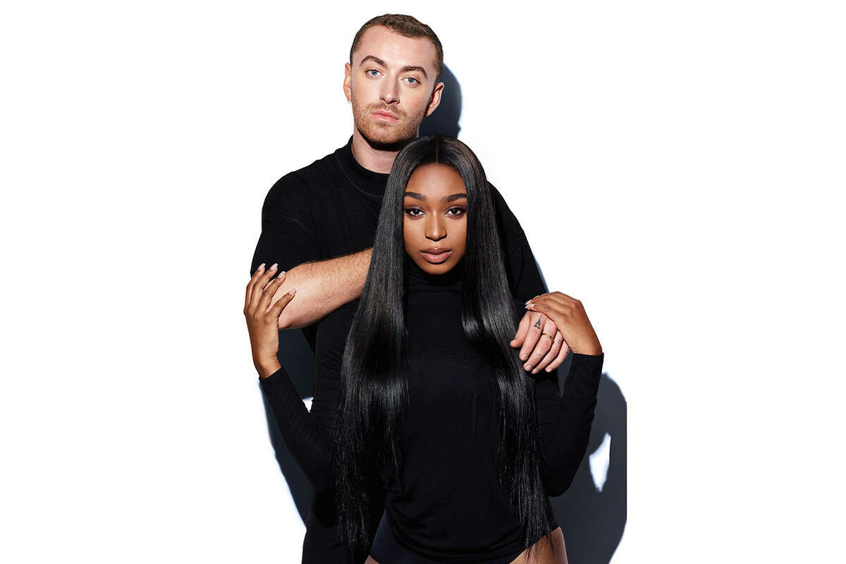 Normani and Sam Smith Solo sets, then a few duets, including 'Dancing With a Stranger.' We're already excited. Plus, Normani's family is based in the Houston area.