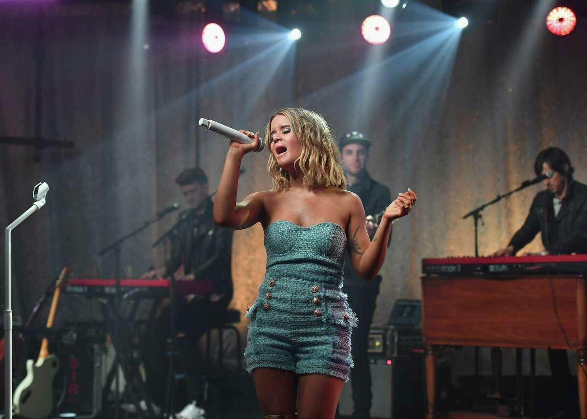 Maren Morris It's surprising Texas native Morris hasn't already made her debut. She'd appeal to country and pop fans.