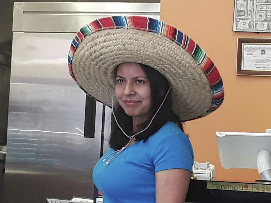 Martha Lojano, owner of Chiquita Queen. Photo: Pam McLoughlin / Hearst Connecticut Media