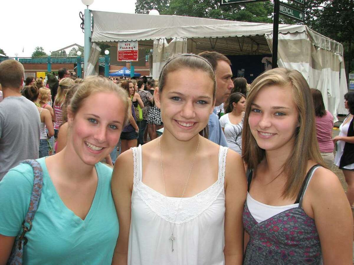 Were you seen at Seen at Fly 92.3 Summer Jam at SPAC?