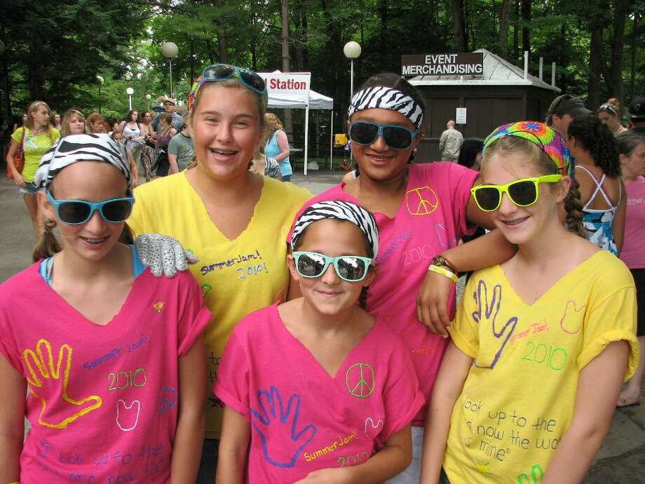 Were you seen at Seen at Fly 92.3 Summer Jam at SPAC? Photo: Kristi Gustafson