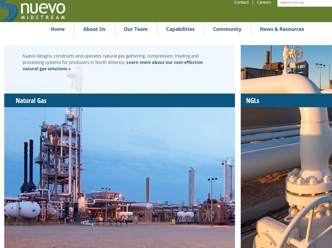 Nuevo Midstream enters deal to buy Eagle Ford Shale assets