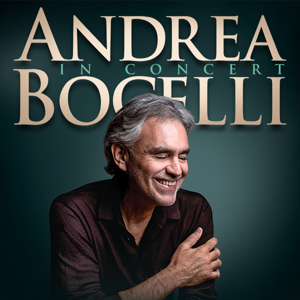 Andrea Bocelli Is Coming To San Antonio Later This Year