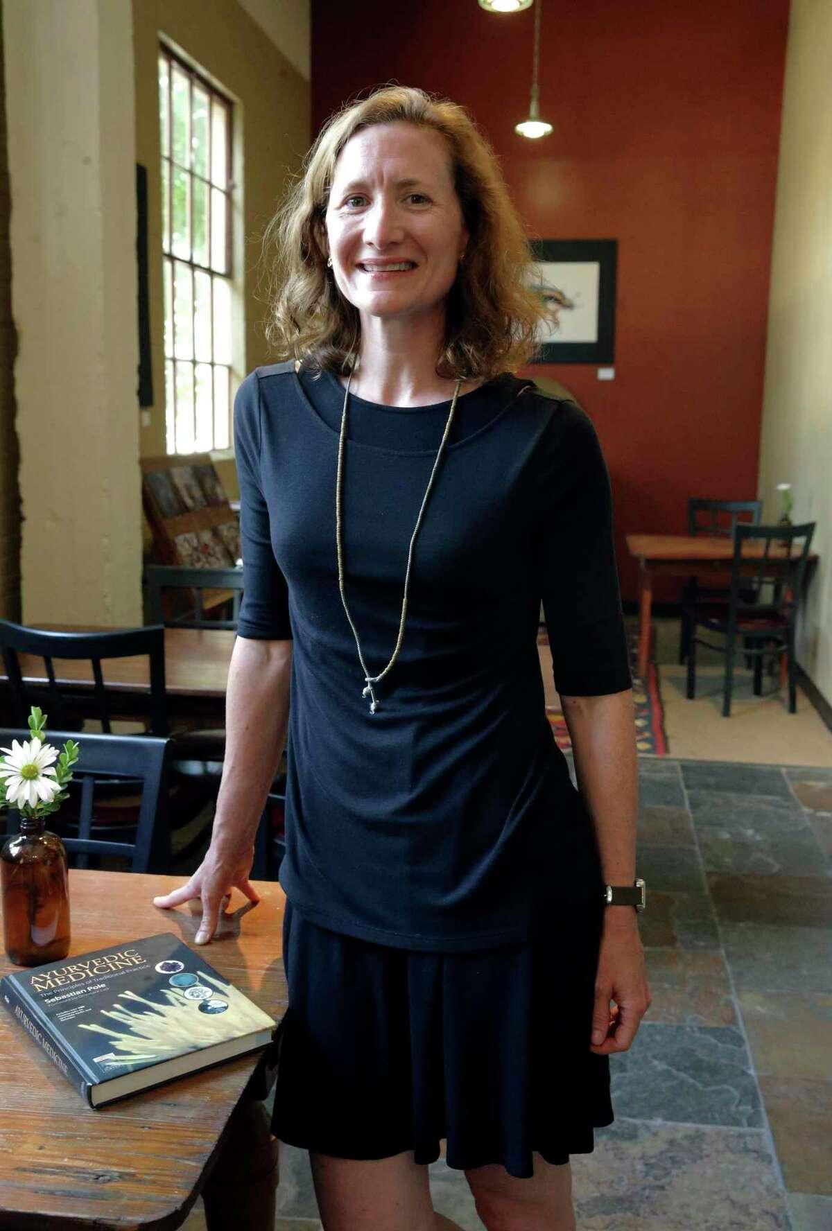 Elizabeth Johnson, owner Pharm Table.