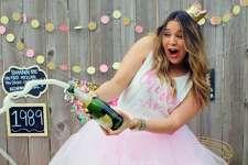 Rhiannon Escalante 30th birthday photo shoot