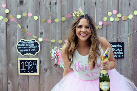 PRhiannon Escalante Celebrated Her 30th Birthday With A Fun Filled Photoshoot
