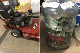 The San Antonio Police Department will auction off an array of seized items on Thursday.