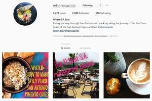 The Taste Team's Instagram page, @wheresaeats