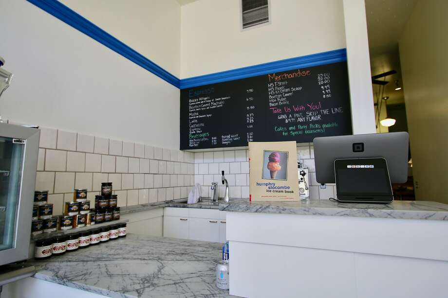 Humphry Slocombe is now scooping in Berkeley, at 2948 College Avenue. Photo: Humphry Slocombe