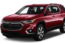 Best 3-Row SUV for Families: 2019 Chevrolet Traverse