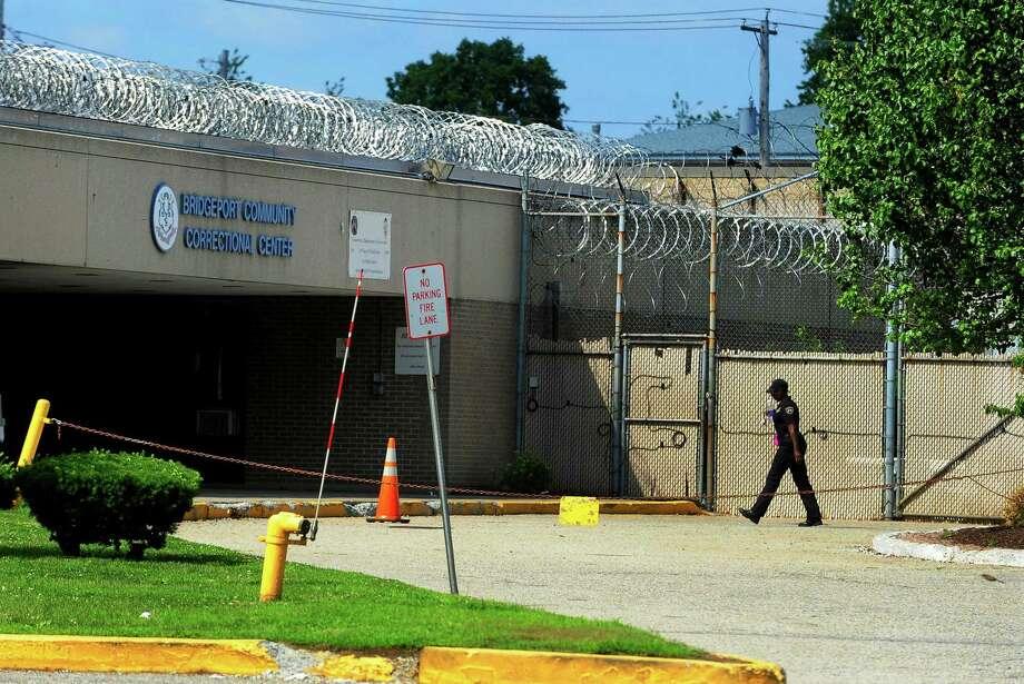 Bridgeport Correctional Center Photo: Christian Abraham / Hearst Connecticut Media / Connecticut Post