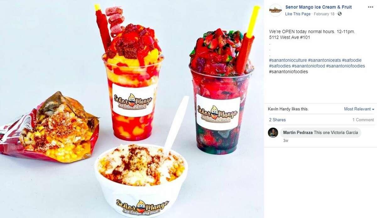 9. Senor Mango Ice Cream & Fruit 5112 West Avenue