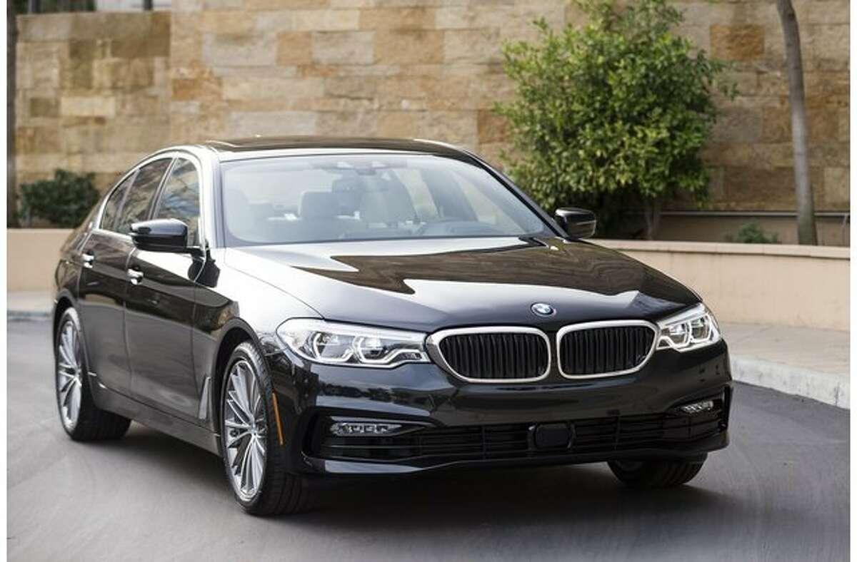 3. BMW 5 Series Average five-year depreciation: 69.4%