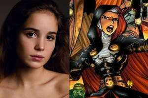 Alba Baptista will play Ava, the lead role in Netflix's upcoming series, 'Warrior Nun.' The series is based on the comic 'Warrior Nun Areala,' which San Antonio-based Antarctic Press first published in 1994.