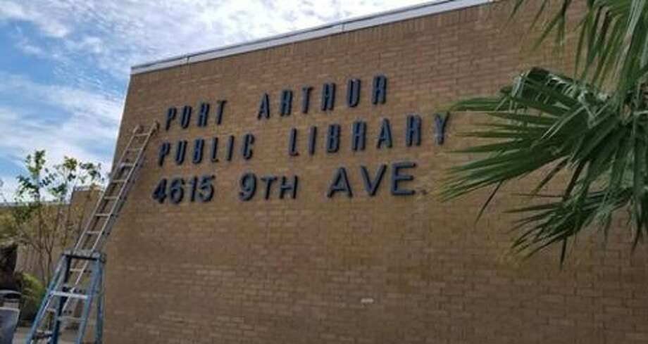 The grand reopening of the Port Arthur Public Library will be held on Saturday from 2 p.m. to 5 p.m. Photo: Port Arthur Public Library