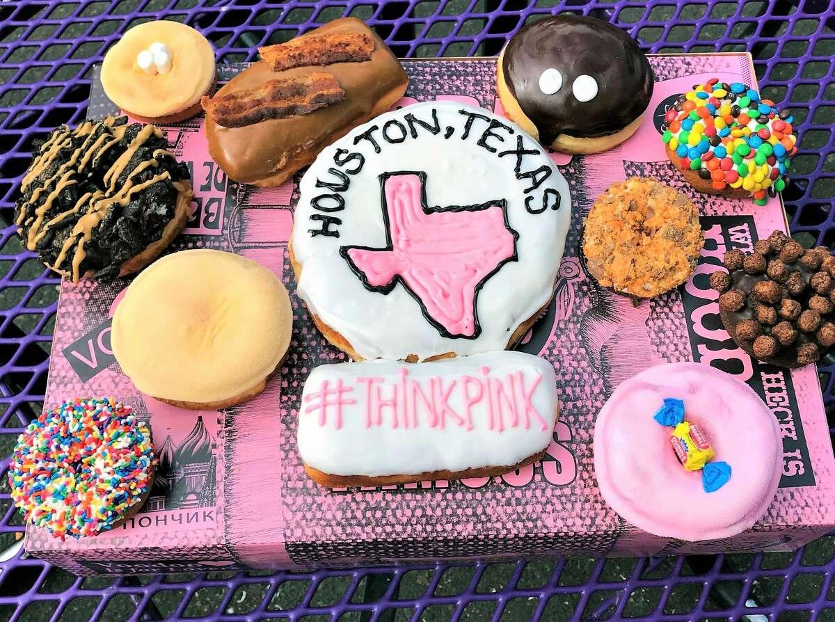 Voodoo Doughnut is opening in Houston.