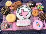 Voodoo Doughnut is opening in Houston.