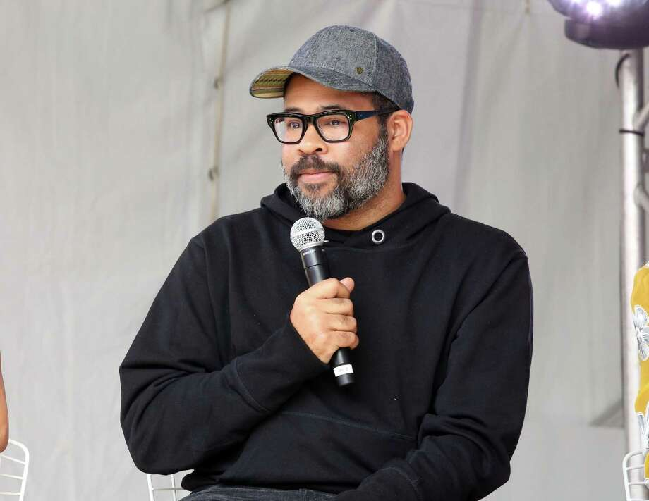Jordan Peele at the #TwitterHouse for a conversation with the cast of 'Us' during SXSW on March 8, 2019 in Austin, Texas.