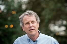 "Sen. Sherrod Brown, D-Ohio, has decided to sit out the 2020 presidential race. Brown had been on a proto-campaign dubbed ""The Dignity of Work."""