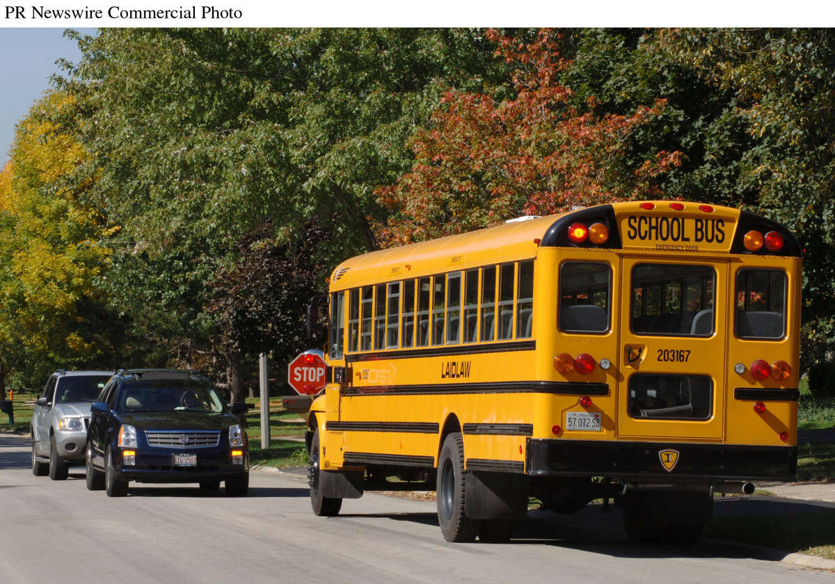Nearly 24 million children ride school buses each day. October 15-21 is National School Bus Safety Week and Laidlaw Education Services, a leader in student transportation, would like to remind motorists to