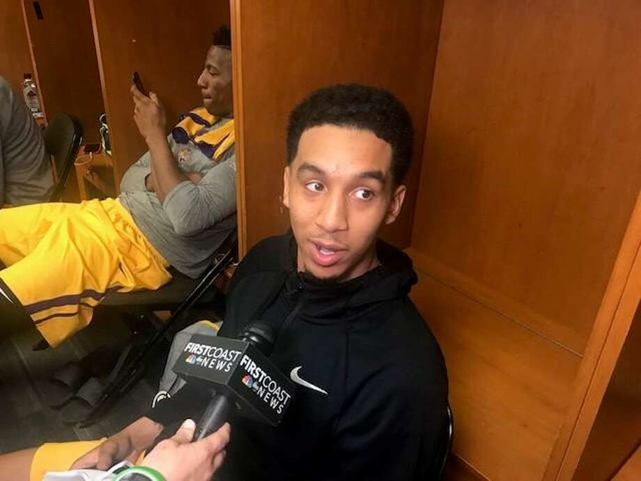 New Haven's Tremont Waters is hoping to be selected in the 2019 NBA Draft. Photo: David Borges / Hearst Connecticut Media
