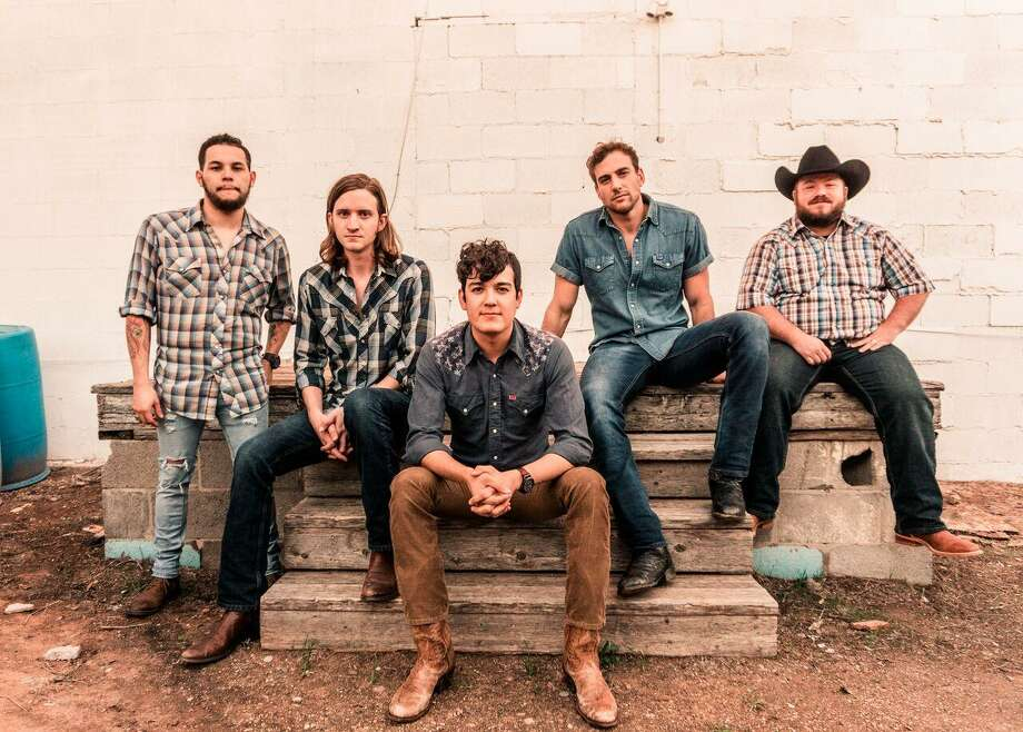 Flatland Cavalry performs on Friday, March 29, at the Montgomery County Fair following the Friday night rodeo. Photo: Courtesy Photo