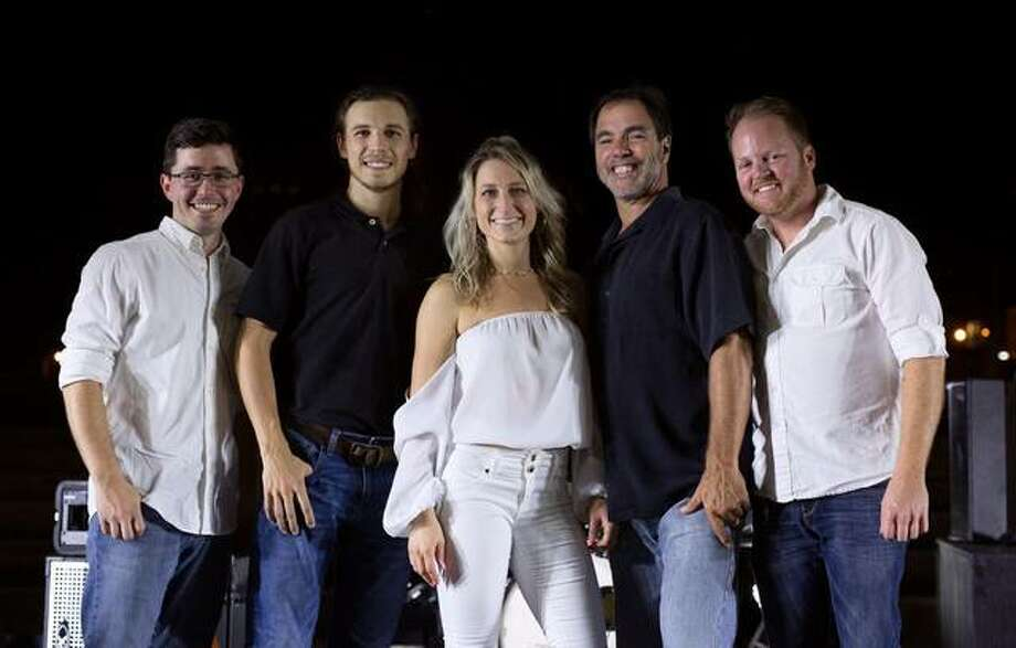 Members of Lady Luck Party Band will kick off Saturday's fundraiser noon at noon with an acoustic set. Photo: Courtesy Photos