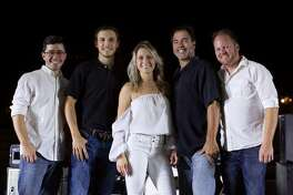 Members of Lady Luck Party Band will kick off Saturday's fundraiser noon at noon with an acoustic set.