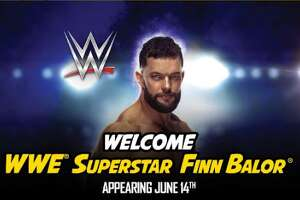 Finn Balor will be at the 2019 Celebrity Fan Fest.