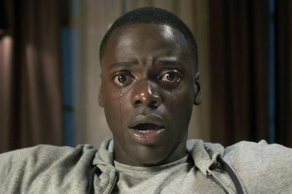 """Daniel Kaluuya (""""Sicario"""") plays a young African-American man who visits his white girlfriend's family estate in """"Get Out."""" Things take a sinister turn in the thriller written and directed by Jordan Peele of Key and Peele fame."""