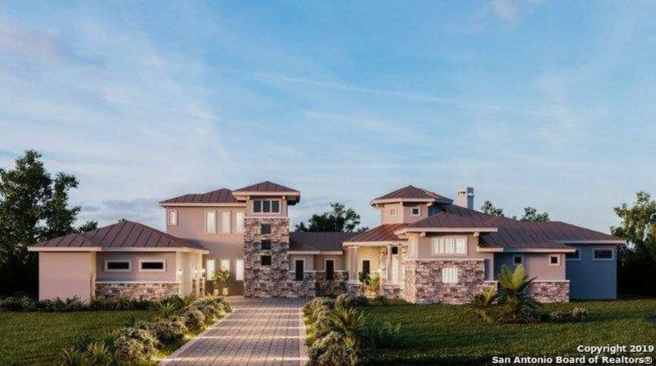 Builder:Buttrum Construction Community:The Canyons at Scenic LoopAddress: 23407 Collin Canyon,  San Antonio TX, 78255Price $965,000 Photo: Buttrum Construction