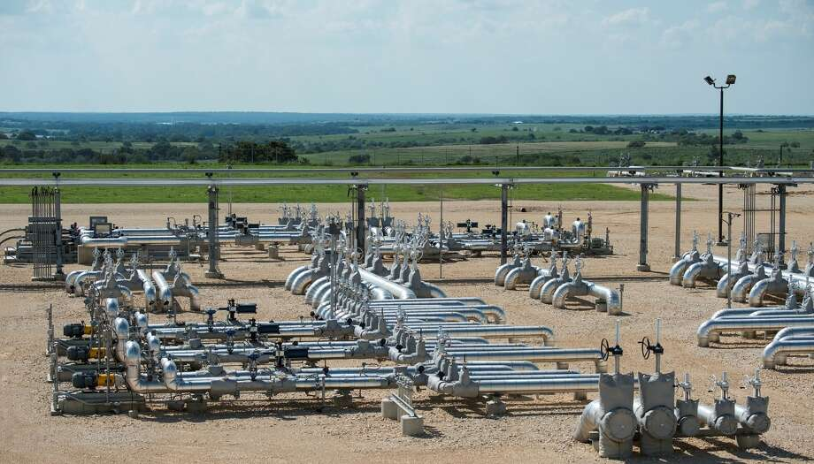 Republic Midstream owns and operates 100 miles of crude oil gathering pipeline and 300,000 barrels' storage in the Eagle Ford Shale's DeWitt and Lavaca counties. Houston pipeline operator Nuevo Midstream has entered into a deal to buy Republic Midstream. Photo: Republic Midstream LLC