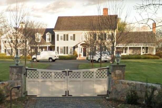 449 Round Hill Road in Greenwich sold for $6,613,000.