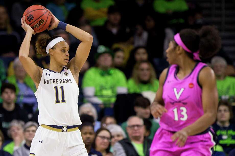 PHOTOS: All the players from the Houston area playing in this year's Women's NCAA Tournament Former Manvel High School star Brianna Turner and Notre Dame are a No. 1 seed in the NCAA Tournament, which starts Friday. Browse through the photos above for a look at all the former Houston area high school stars in this year's Women's NCAA Tournament ... Photo: Robert Franklin, Associated Press / Copyright 2019 The Associated Press. All rights reserved.