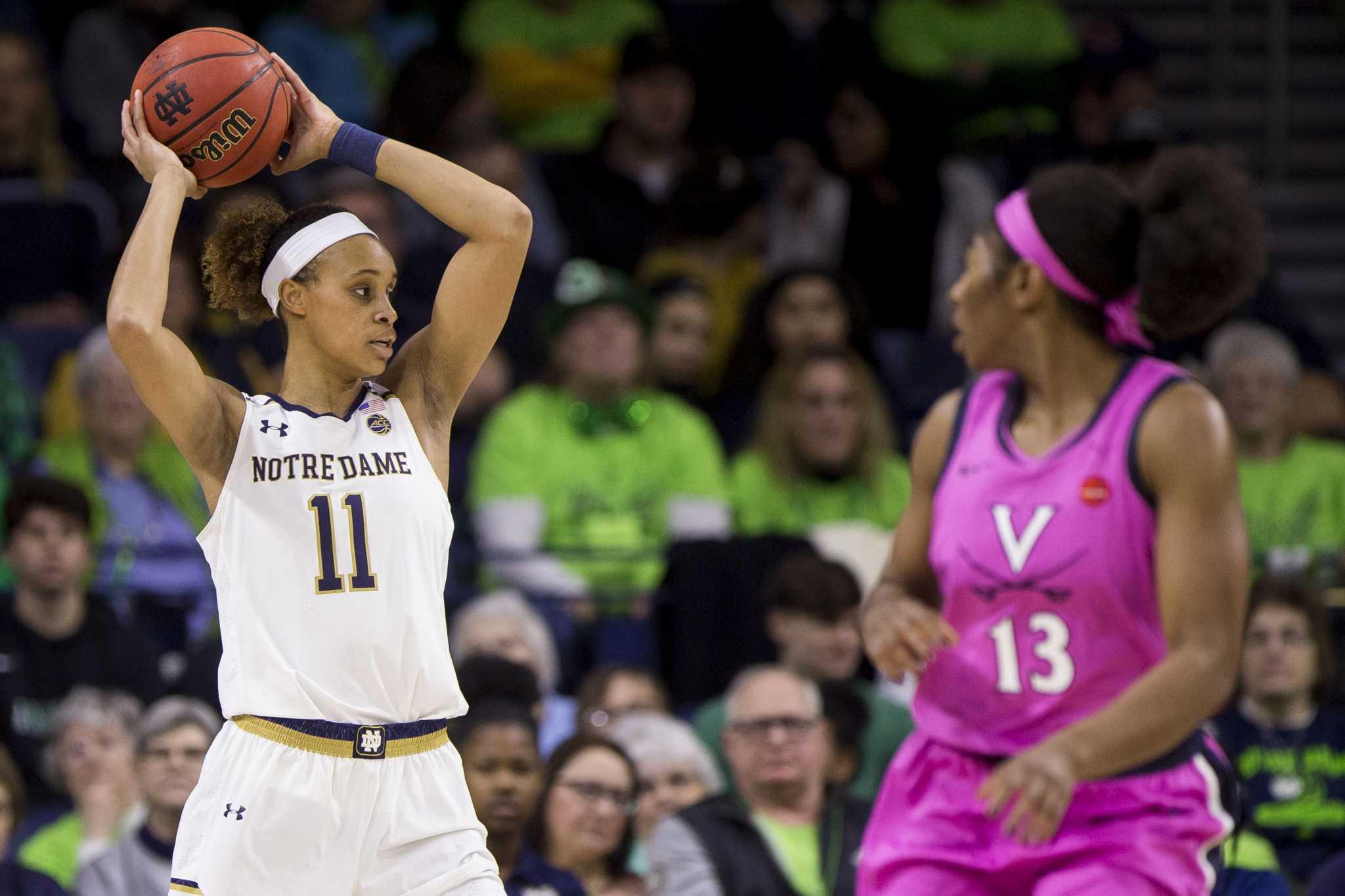 Former Houston high school stars in the Women's NCAA Tournament