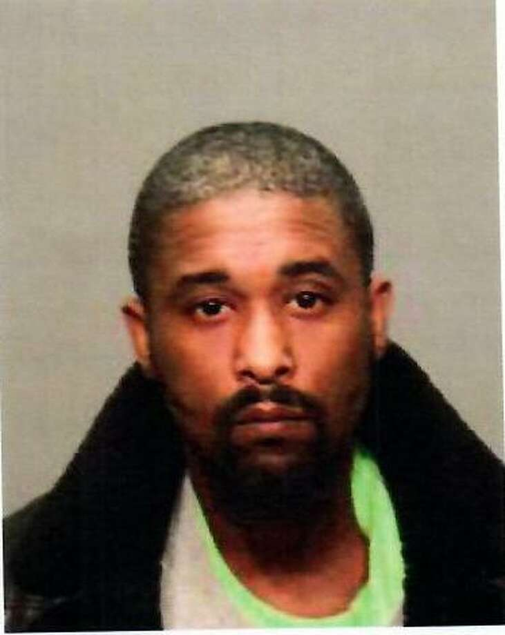 Ahmed I. Sambo, 42, was arrested on multiple charges of selling drugs in Greenwich. Photo: / Greenwich Police Department
