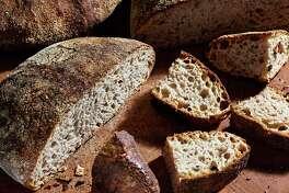 No-Knead Whole-Wheat Bread.