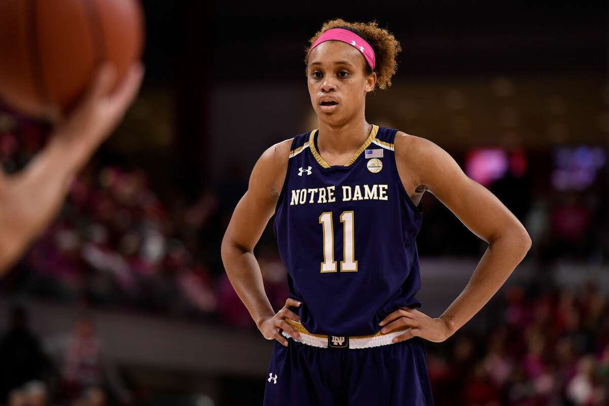 NOTRE DAME Brianna Turner, senior, forward Manvel High School The 6-foot-3 Turner was named the ACC's Defensive Player of the Year, and she's averaging 14.4 points and 7.5 rebounds per game.