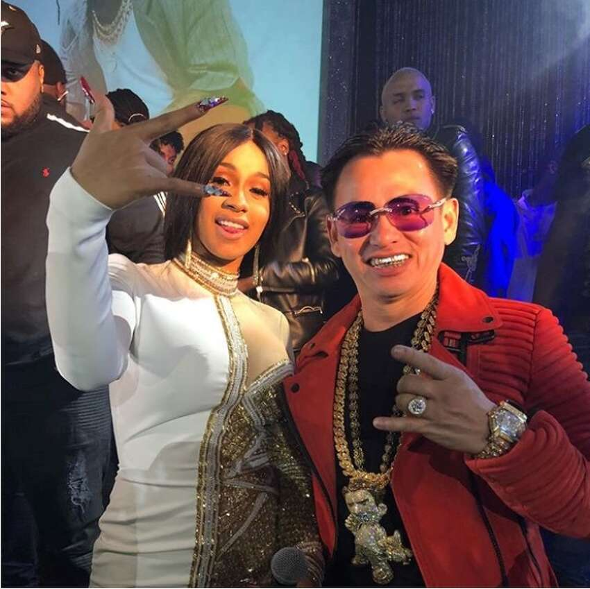 Johnny Dang has designed jewelry for celebrities including Cardi B, Nicki Minaj, Katy Perry, Beyoncé and Jay-Z.