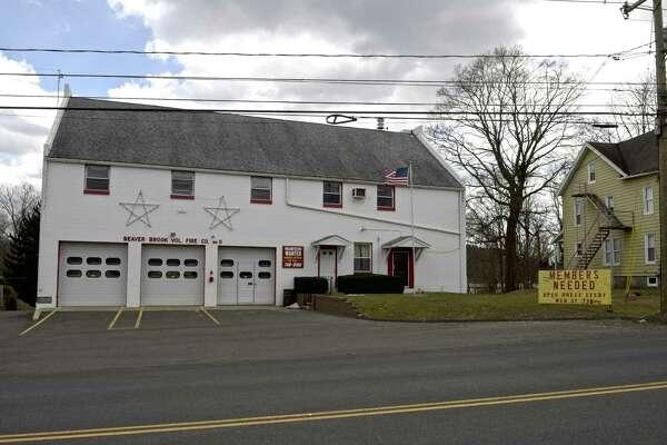 Beaver Brook Volunteer Fire Company No.11, 57 Beaver Brook Road, Danbury.