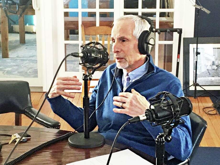 "State Sen. Norm Needleman, D-Essex, discusses legislative priorities while appearing on iCRV Radio's ""Town Spotlight"" program. Photo: File Photo"