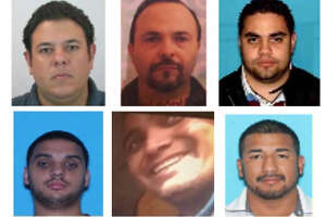 >> See the mugshots, nicknames and hometowns of fugitives officials are still looking for after Operation Wrecking Ball.