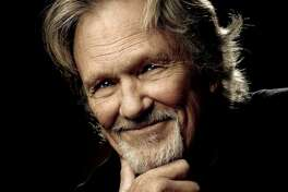 Kris Kristofferson will perform at Stamford's Palace Theatre on April 10.
