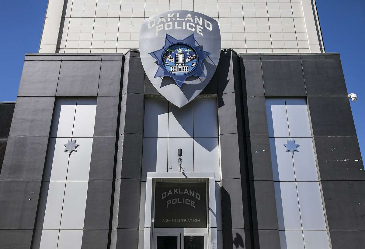 The Oakland Police Headquarters located along 7th Street in Oakland, Calif. Wednesday, March 13, 2019.